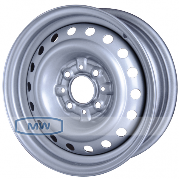 Диск Magnetto (13000 S AM) 5.0Jx13 4/ 98 ET29 d-60.1 Silver ВАЗ 2101-2107/FIAT Seicento 187